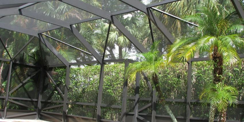 Screen Enclosures In Davie Cooper City Sunrise Amp Coral